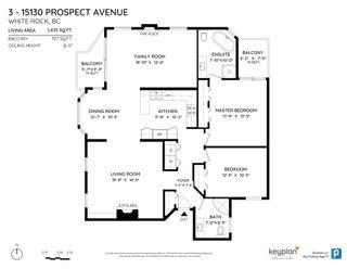 "Photo 26: 3 15130 PROSPECT Avenue: White Rock Condo for sale in ""SUMMIT VIEW"" (South Surrey White Rock)  : MLS®# R2592451"