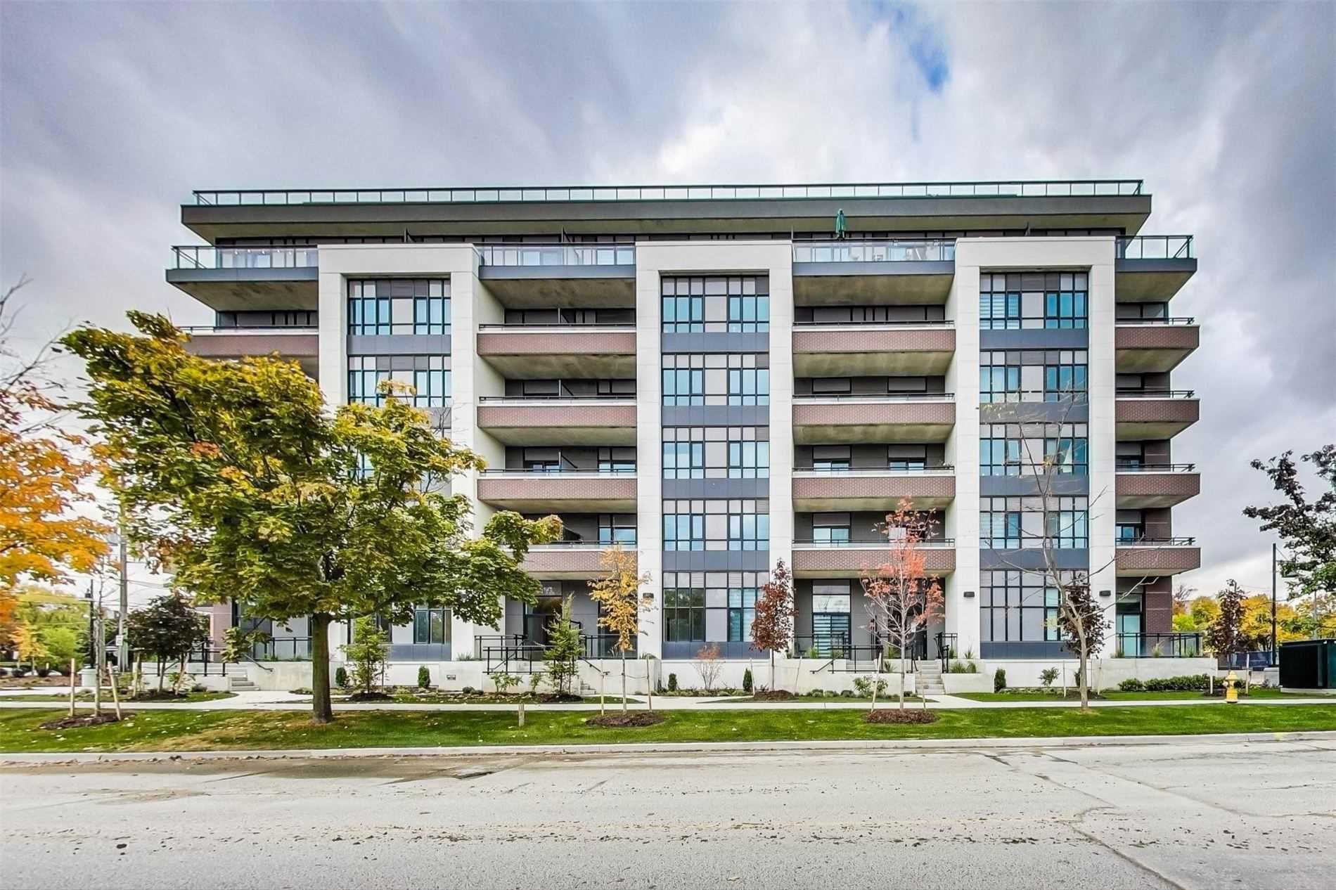 Main Photo: 506 1 Neighbourhood Lane in Toronto: Stonegate-Queensway Condo for lease (Toronto W07)  : MLS®# W5058935