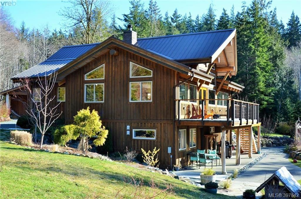 Main Photo: 10003 West Coast Rd in SHIRLEY: Sk French Beach House for sale (Sooke)  : MLS®# 795870