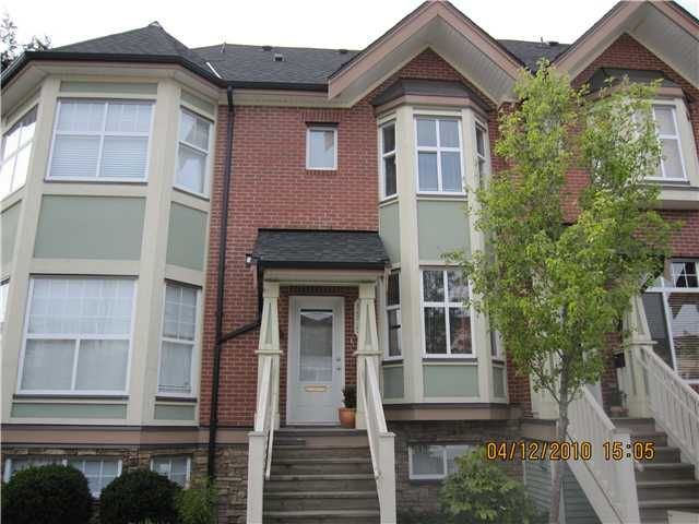 """Main Photo: 1575 COTTON Drive in Vancouver: Grandview VE Townhouse for sale in """"COTTON LANE"""" (Vancouver East)  : MLS®# V823946"""