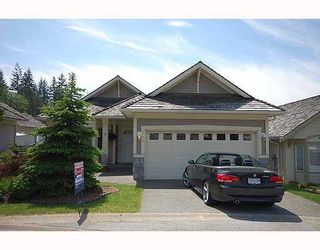 "Photo 1: 142 BLACKBERRY Drive: Anmore House for sale in ""Anmore Green State"" (Port Moody)  : MLS®# V769295"