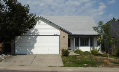 Main Photo: 4143 S Lewiston Circle in Aurora: House for sale
