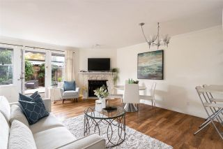 Photo 4: 1827 W 13TH Avenue in Vancouver: Kitsilano Townhouse for sale (Vancouver West)  : MLS®# R2486389