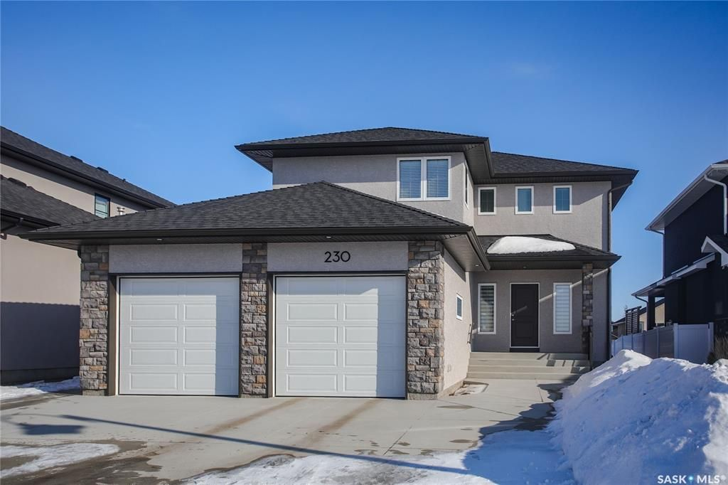 Photo 1: Photos: 230 Warder Cove in Saskatoon: Stonebridge Residential for sale : MLS®# SK843187