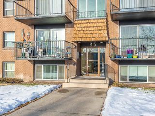 Photo 2: 301 510 58 AV SW in Calgary: Windsor Park Apartment for sale : MLS®# C4278993