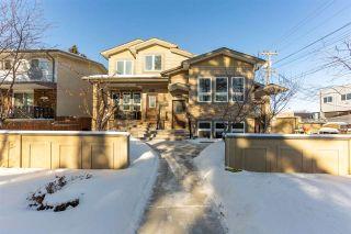 Main Photo: 10418 69 Avenue in Edmonton: Zone 15 Townhouse for sale : MLS®# E4227689
