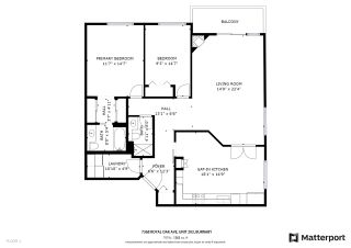 """Photo 18: 203 7368 ROYAL OAK Avenue in Burnaby: Metrotown Condo for sale in """"PARK PLACE II"""" (Burnaby South)  : MLS®# R2575977"""