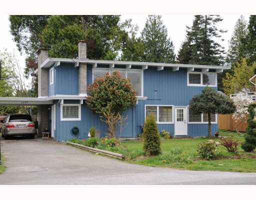 Main Photo: 4850 12A Avenue in Tsawwassen: Cliff Drive House for sale : MLS®# V763977
