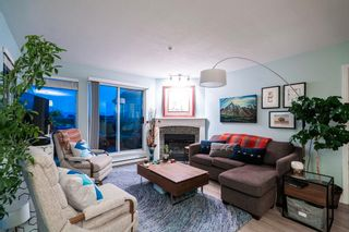 """Photo 7: 407 8420 JELLICOE Street in Vancouver: South Marine Condo for sale in """"THE BOARDWALK"""" (Vancouver East)  : MLS®# R2618056"""