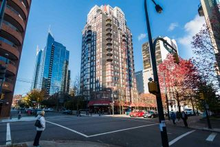 "Photo 11: 708 811 HELMCKEN Street in Vancouver: Downtown VW Condo for sale in ""IMPERIAL TOWER"" (Vancouver West)  : MLS®# R2011979"