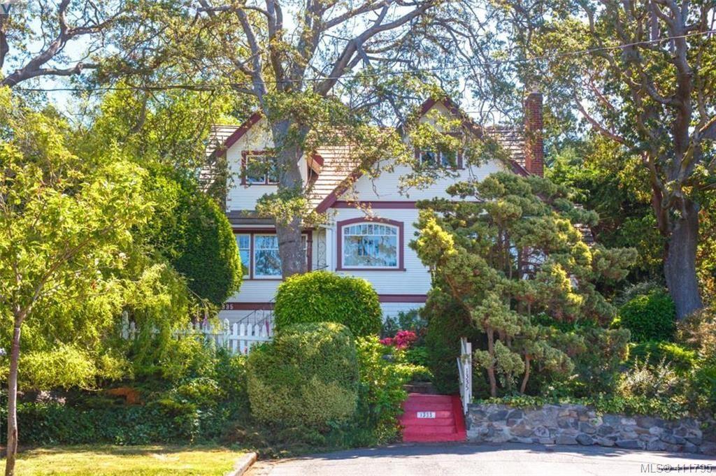 Main Photo: 1335 Franklin Terr in VICTORIA: Vi Fairfield East House for sale (Victoria)  : MLS®# 816382