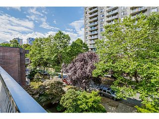 Photo 24: # 419 1655 NELSON ST in Vancouver: West End VW Condo for sale (Vancouver West)  : MLS®# V1135578