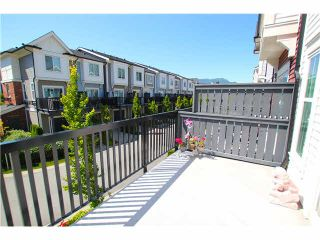 """Photo 7: 1002 2655 BEDFORD Street in Port Coquitlam: Central Pt Coquitlam Townhouse for sale in """"WESTWOOD"""" : MLS®# V1073660"""