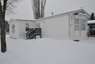 Photo 1: 139 1000 INVERNESS Road in Prince George: Aberdeen PG Manufactured Home for sale (PG City North (Zone 73))  : MLS®# R2537784