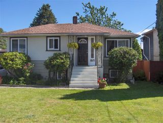 Photo 1: 1571 RUPERT Street in North Vancouver: Home for sale : MLS®# V1012915