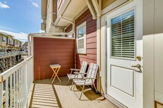 Photo 10: 227 Marquis Lane SE in Calgary: Mahogany Row/Townhouse for sale : MLS®# A1101562