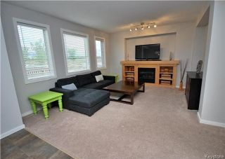 Photo 9: 6 Red Lily Road in Winnipeg: Sage Creek Residential for sale (2K)  : MLS®# 1713010