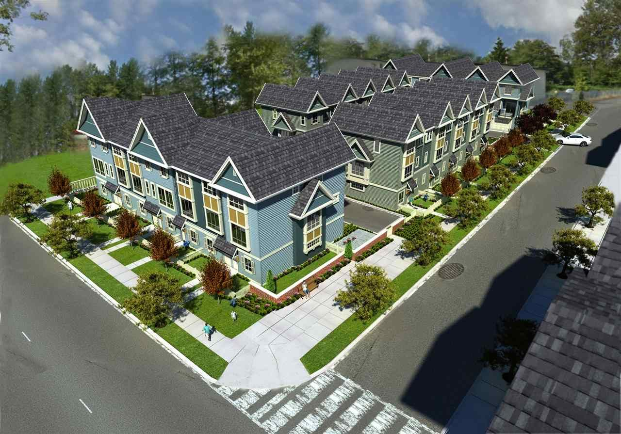 """Main Photo: 23-B2 14388 103 Avenue in Surrey: Whalley Townhouse for sale in """"THE VIRTUE"""" (North Surrey)  : MLS®# R2012021"""