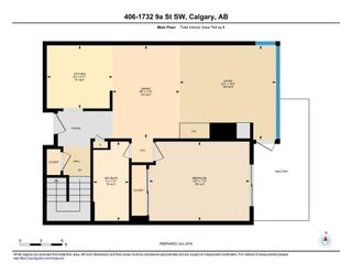 Photo 27: 406 1732 9A Street SW in Calgary: Lower Mount Royal Apartment for sale : MLS®# A1046290