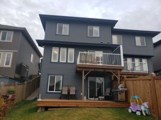 Photo 32: 3400 WEIDLE Way in Edmonton: Zone 53 House Half Duplex for sale : MLS®# E4229486