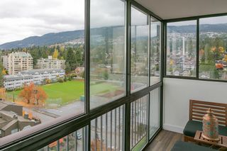 Photo 13: 1104 555 13TH STREET in West Vancouver: Ambleside Condo for sale : MLS®# R2222170