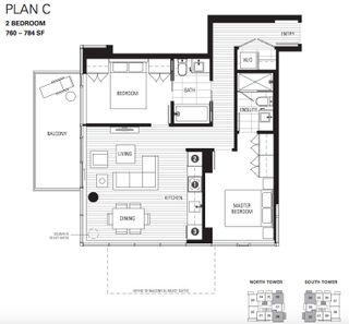 "Photo 20: 2106 8031 NUNAVUT Lane in Vancouver: Marpole Condo for sale in ""MC2"" (Vancouver West)  : MLS®# R2183908"
