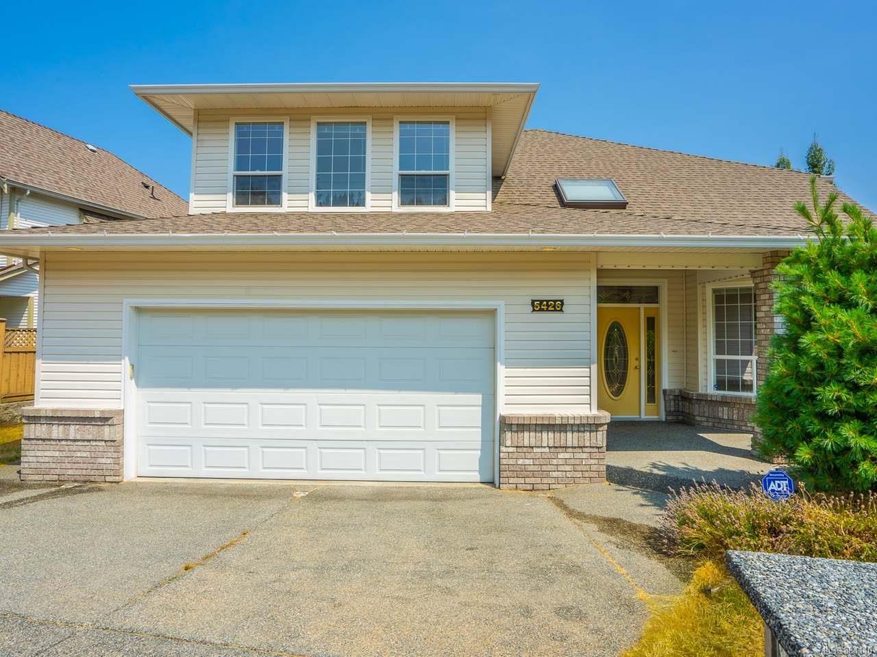 Main Photo: 5426 Leslie Cres in : Na North Nanaimo House for sale (Nanaimo)  : MLS®# 884140