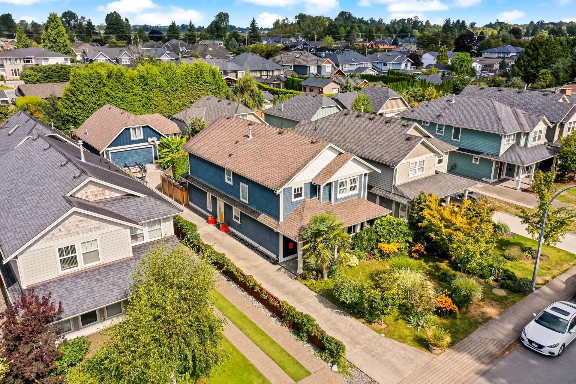Main Photo: A 4951 CENTRAL Avenue in Delta: Hawthorne House for sale (Ladner)  : MLS®# R2610957