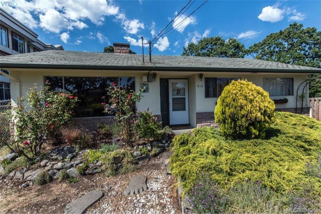 Main Photo: 918 Bay St in VICTORIA: Vi Hillside House for sale (Victoria)  : MLS®# 787949