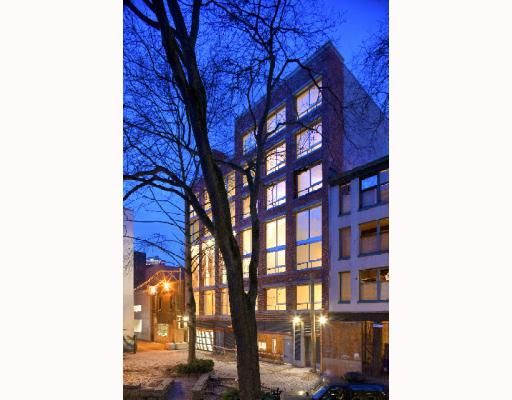 """Main Photo: 204 36 WATER Street in Vancouver: Downtown VW Condo for sale in """"TERMINUS"""" (Vancouver West)  : MLS®# V755788"""