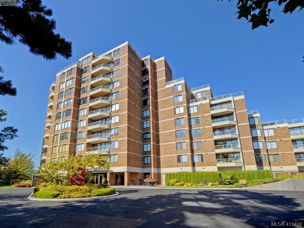 Main Photo: 311 225 Belleville St in VICTORIA: Vi James Bay Condo for sale (Victoria)  : MLS®# 816498