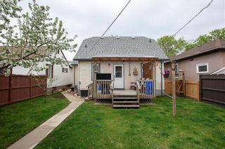Photo 23: 1813 Notre Dame Avenue in Winnipeg: Brooklands Residential for sale (5D)  : MLS®# 202111739