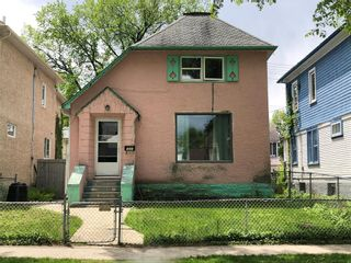 Photo 1: 352 College Avenue in Winnipeg: North End Residential for sale (4A)  : MLS®# 202113406