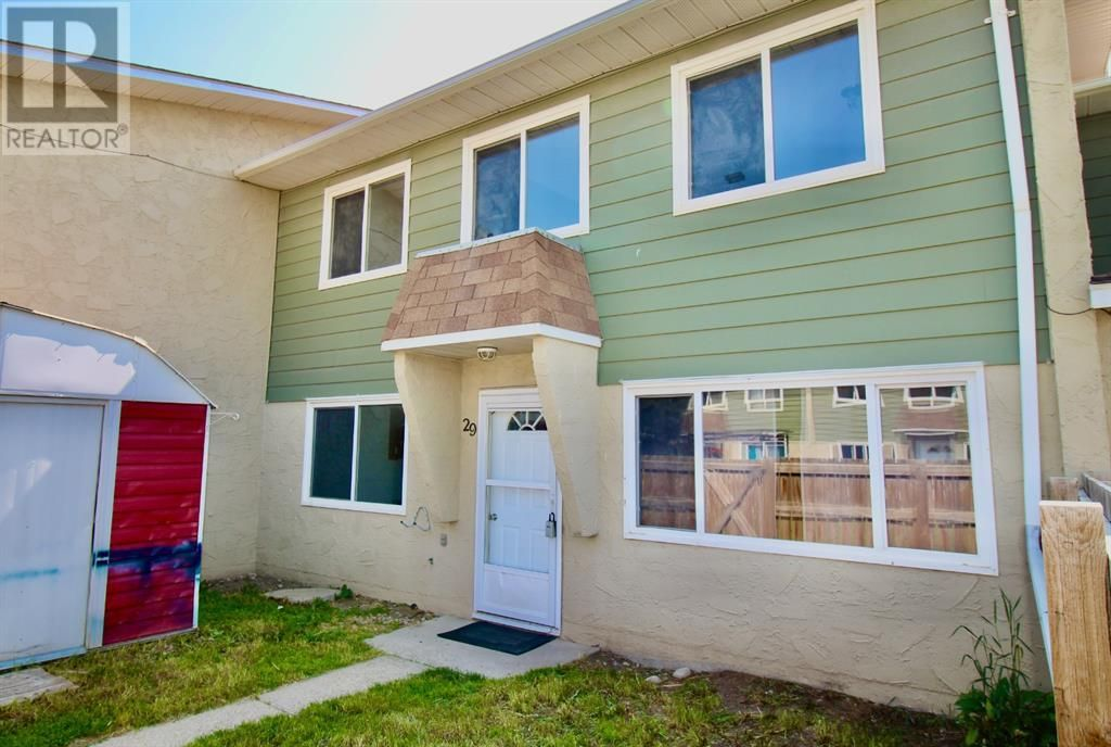 Main Photo: 29, 101 Mill Street in Hinton: Condo for sale : MLS®# A1129154