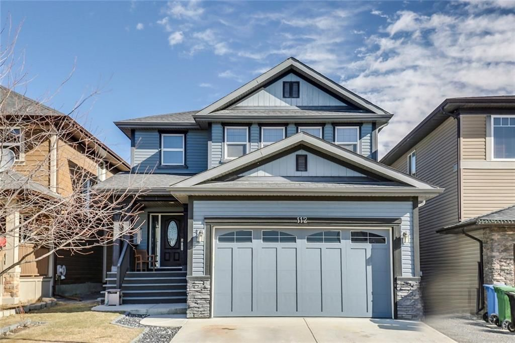 Main Photo: 112 EVANSPARK Circle NW in Calgary: Evanston House for sale : MLS®# C4179128