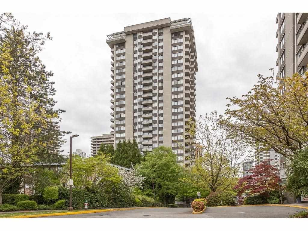 """Main Photo: 605 3970 CARRIGAN Court in Burnaby: Government Road Condo for sale in """"THE HARRINGTON"""" (Burnaby North)  : MLS®# R2575647"""