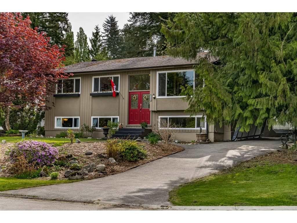 Main Photo: 11364 GLEN AVON Drive in Surrey: Bolivar Heights House for sale (North Surrey)  : MLS®# R2451233