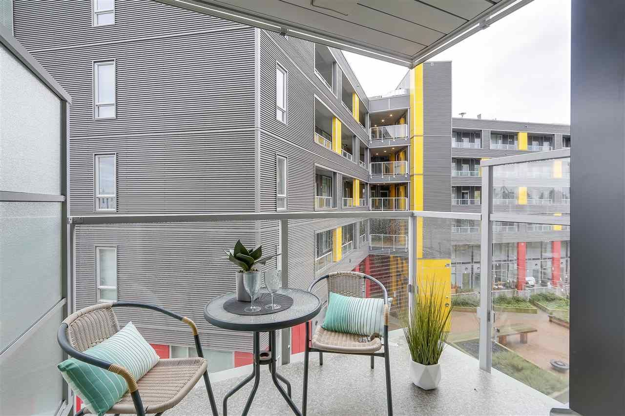 """Photo 16: Photos: 521 384 E 1ST Avenue in Vancouver: Mount Pleasant VE Condo for sale in """"CANVAS"""" (Vancouver East)  : MLS®# R2230543"""