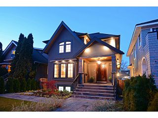 Photo 1: 4553 W 14TH Avenue in Vancouver: Point Grey House for sale (Vancouver West)  : MLS®# V1093670