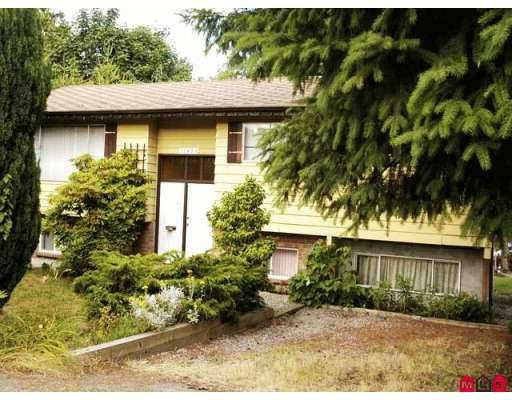 "Main Photo: 11094 148TH ST in Surrey: Bolivar Heights House for sale in ""ELLENDALE"" (North Surrey)  : MLS®# F2614949"