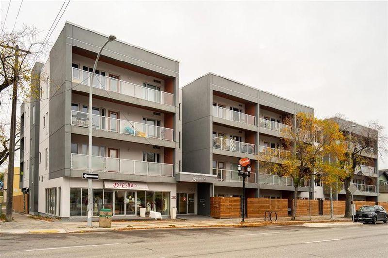 FEATURED LISTING: 211 - 155 Sherbrook Street Winnipeg