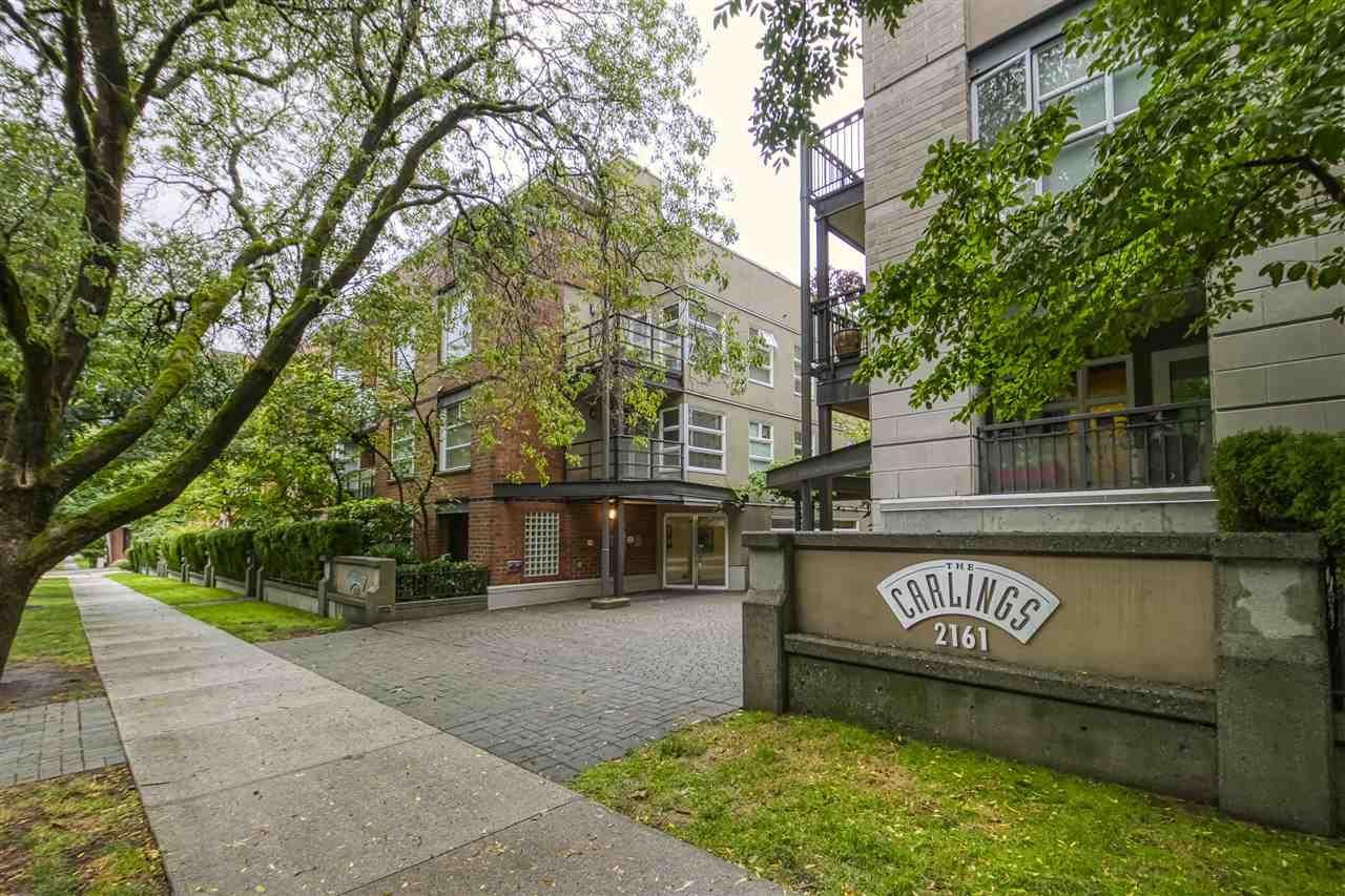 Main Photo: R2502485 - 404 2161 W 12TH AVE, VANCOUVER CONDO