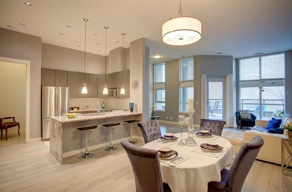Main Photo: 301 788 12 Avenue SW in Calgary: Beltline Apartment for sale : MLS®# A1047331