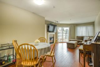 """Photo 2: 416 8142 120A Street in Surrey: Queen Mary Park Surrey Condo for sale in """"Sterling Court"""" : MLS®# R2471203"""