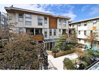 """Photo 14: 21 628 W 6TH Avenue in Vancouver: Fairview VW Townhouse for sale in """"Stella Del Fiordo"""" (Vancouver West)  : MLS®# V1136128"""