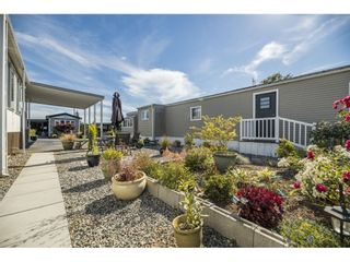 """Photo 18: 157 27111 0 Avenue in Langley: Aldergrove Langley Manufactured Home for sale in """"Pioneer Park"""" : MLS®# R2597222"""