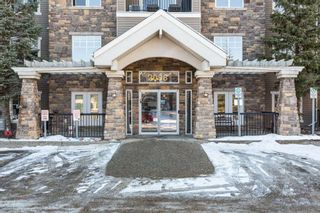 Photo 2: 313 2098 BLACKMUD CREEK Drive in Edmonton: Zone 55 Condo for sale : MLS®# E4225645