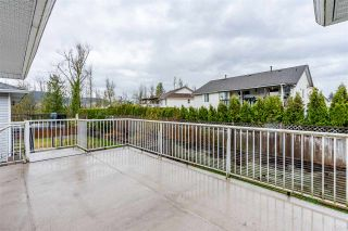 Photo 18: 8462 JENNINGS Street in Mission: Mission BC House for sale : MLS®# R2410781