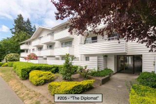 """Photo 2: 205 707 EIGHTH Street in New Westminster: Uptown NW Condo for sale in """"The Diplomat"""" : MLS®# R2273026"""