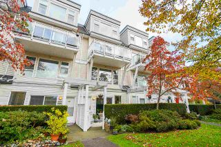 """Photo 1: 29 2723 E KENT Avenue in Vancouver: South Marine Townhouse for sale in """"RIVERSIDE GARDENS"""" (Vancouver East)  : MLS®# R2512600"""